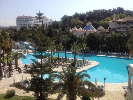 Barut Hemera: View from room