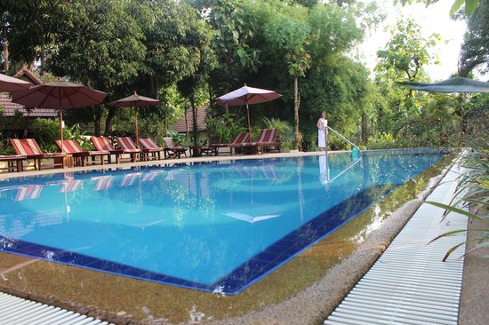 Oriental Kwai Resort: The Pool