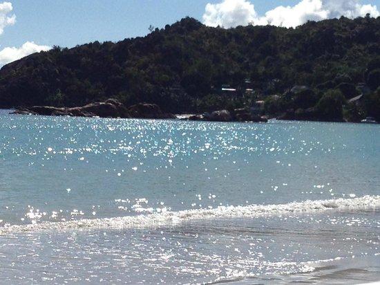 Hotel Cote D'Or: vista spiaggia