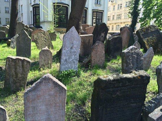 Jewish Museum in Prague: Jewish Cemetery