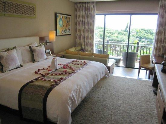 Shangri-La's Rasa Ria Resort & Spa: our room