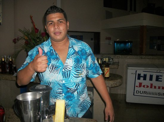 Isla Caribe Beach Hotel : Buen servicio.