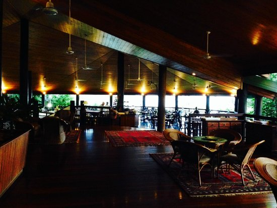 Thala Beach Nature Reserve : Open air dining room