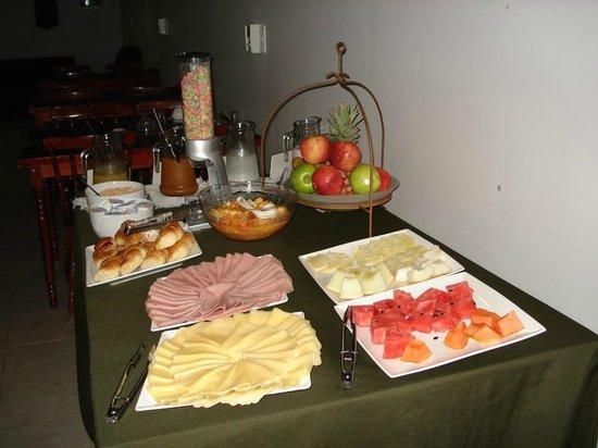 Yreta Apart: Variedades Naturales para el desayuno