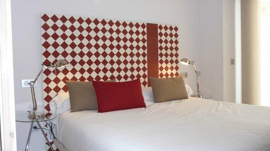 Eric Vökel Boutique Apartments - Atocha Suites: Dormitorio