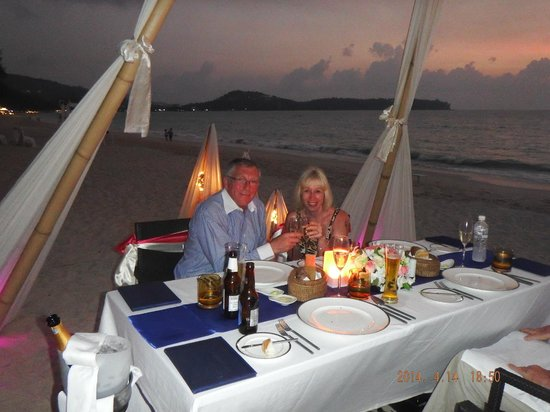 Dusit Thani Laguna Phuket : Stunning location for birthday meal