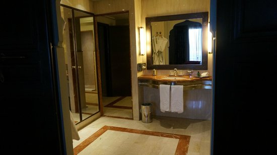 Sofitel Marrakech Lounge and Spa: Bathroom #1