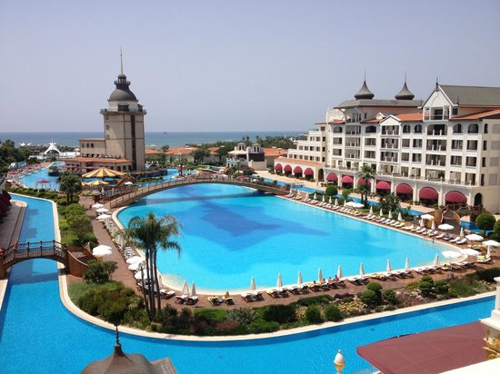 Hotel Mardan Palace In Antalya