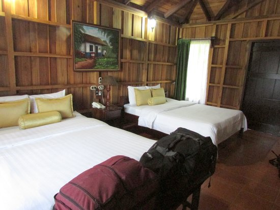 Hotel Lomas del Volcan: Our room at Lomas del Volcan