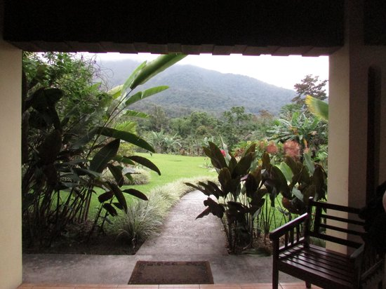 Hotel Lomas del Volcan: Just lovely.