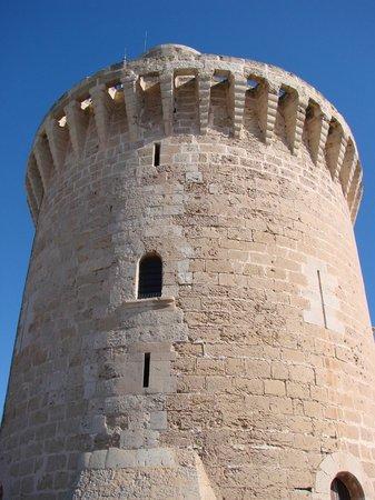 Castell de Bellver: Замок Бельвер