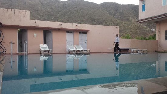 Hotel New Park: the swimming pool