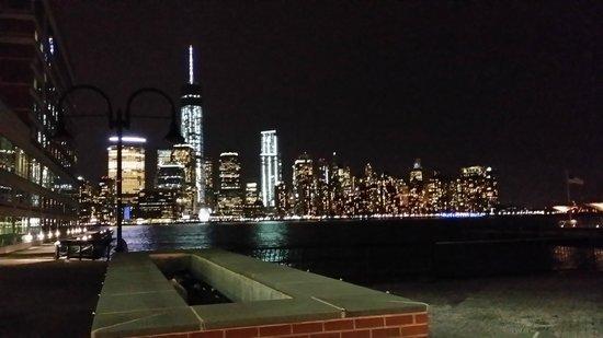 Hyatt Regency Jersey City: View of Wall Street