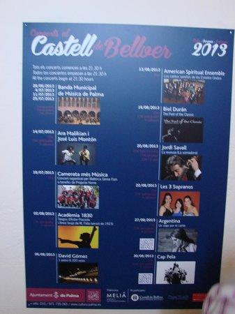 Bellver Castle (Castell de Bellver): Замок Бельвер