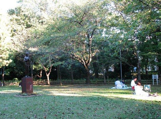 Arisugawanomiya Memorial Park: ...