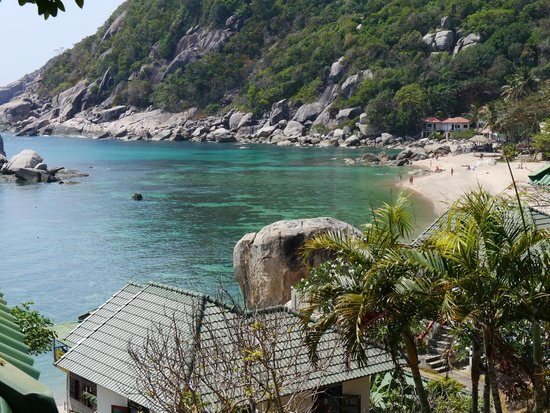 Calypso Diving - Koh Tao: Tanote Bay