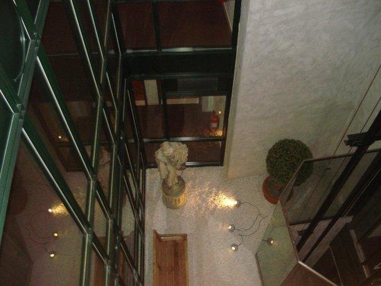 Hotel Montana: do elevador panorâmico