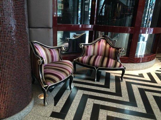 Gansevoort Park Avenue NYC: Lobby
