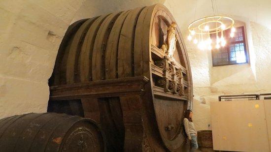 Schloss Heidelberg: Otro barril mas pequeno
