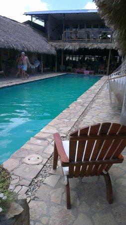 Casa De Olas: Beautiful pool