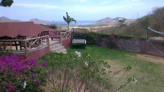 Casa De Olas : The view