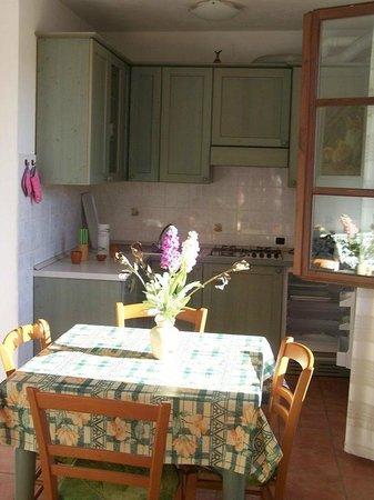 Borgo Bellavista : cucina