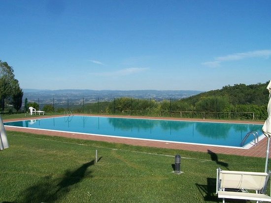 Borgo Bellavista : piscina