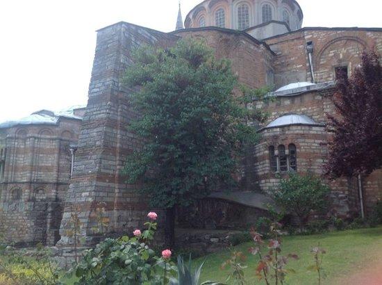 Museum Chora-Kirche: Outside view