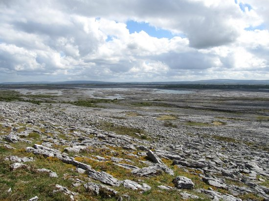 Burren Experience Guided Walks : another great view of the Burren