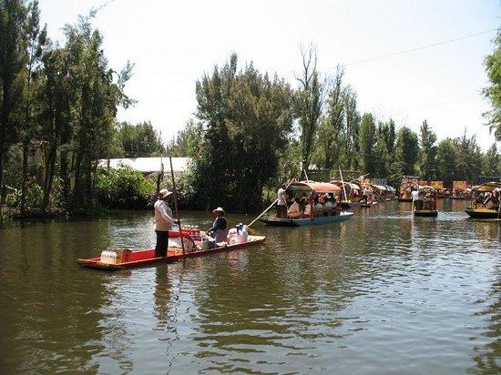 Xochimilco : The Floating Markets