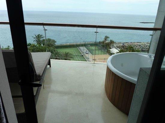 Radisson Blu Resort, Gran Canaria: Ons terras