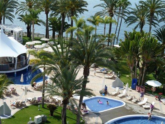 Jacuzzi Op Balkon Bild Von Radisson Blu Resort Gran Canaria