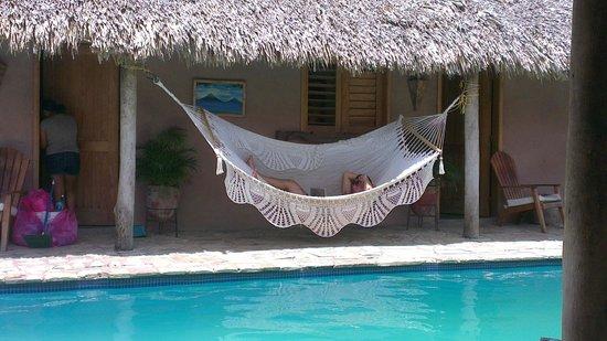 Casa De Olas : The way to break the day up