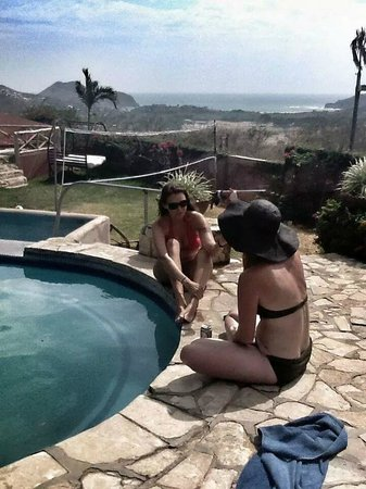 Casa De Olas : Hanging and chilling