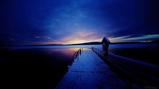 Hotel Jeris : Lake Jeris sunset