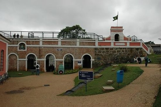 Piracicaba, SP: Facha do do Museu da Água
