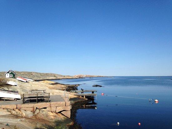 Smogens Hafvsbad: Beautiful ocean viewd