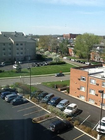 Holiday Inn Express Hotel & Suites Columbus University Area - OSU: view from hotel