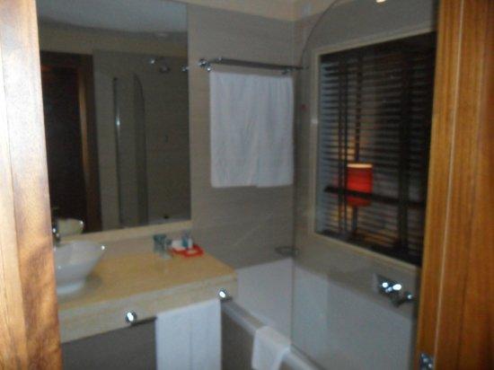 Pestana Porto Santo All Inclusive : Bathroom room 215