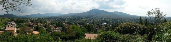 Costa del Monte: Panorama