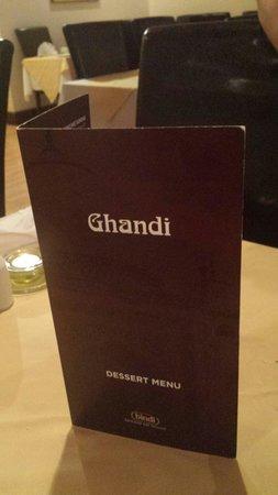 Ghandi Tandoori
