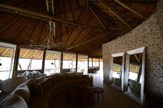 Wilderness Safaris Little Kulala: resting area