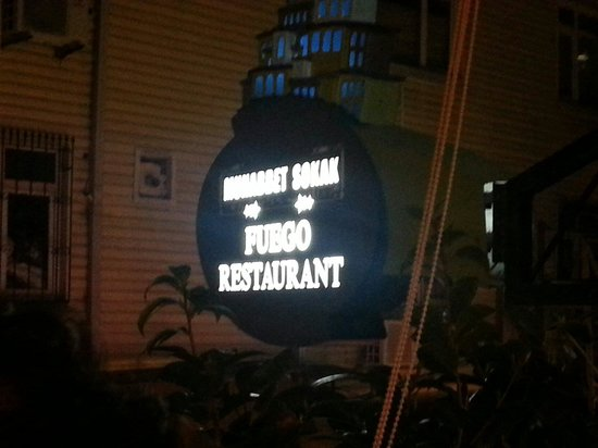 Fuego Restaurant: Da non perdere