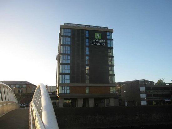 Holiday Inn Express Sheffield City Centre: The hotel