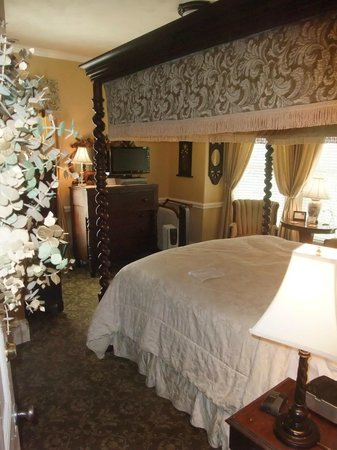 The Aerie Bed and Breakfast : Zimmer