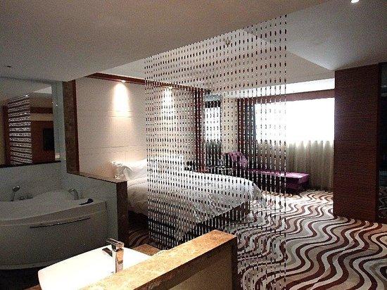 Pengke Boutique Hotel Shenzhen Wanxiangcheng : 客室