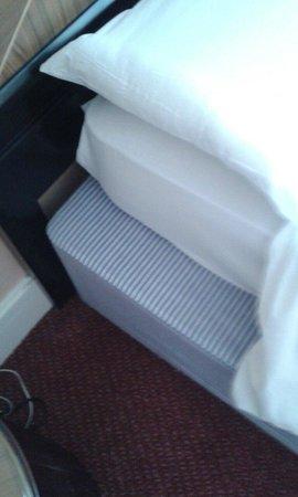 Savoy Hotel: Beds