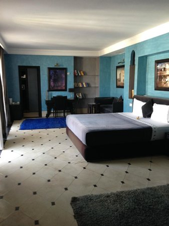 Riad Lotus Privilege: Blue Suite