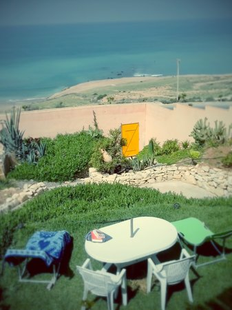 Villa Taghazout Bay - La Clé des Agadirs : Le jardin