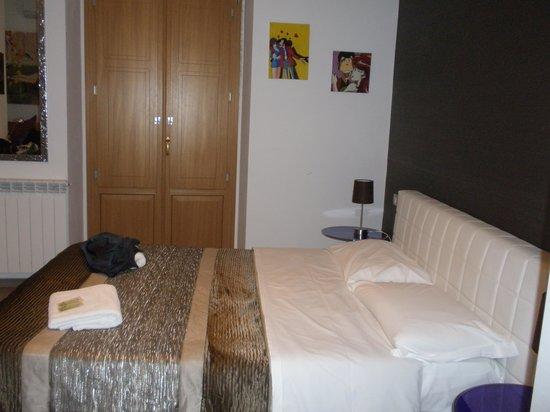 Sogni d'Oro : camera-letto matrimoniale
